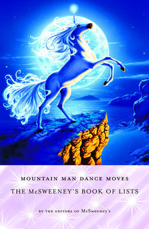 Mountain Man Dance Moves by McSweeney's