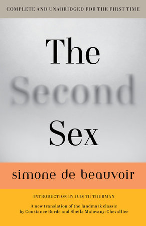 The Second Sex Book Cover Picture