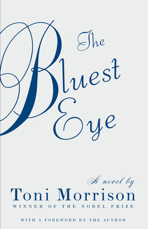 The cover of the book The Bluest Eye
