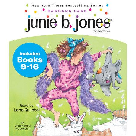 Junie B. Jones Collection: Books 9-16 by Barbara Park