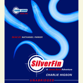 SilverFin: Young Bond Book #1