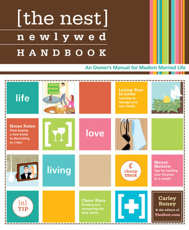 The Nest Newlywed Handbook by Carley Roney