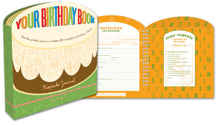 Your Birthday Book by Amy Krouse Rosenthal