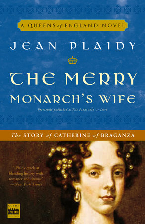 The Merry Monarch's Wife by Jean Plaidy