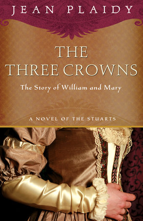 The Three Crowns by Jean Plaidy