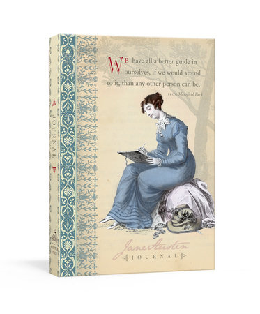 Jane Austen Journal by Potter Style