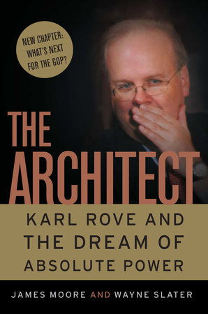 The Architect by James Moore and Wayne Slater