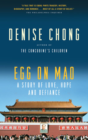 Egg on Mao by Denise Chong