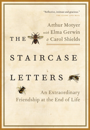The Staircase Letters by Arthur Motyer