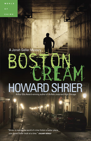 Boston Cream by Howard Shrier