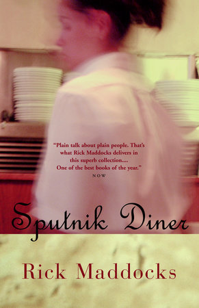 Sputnik Diner by Rick Maddocks