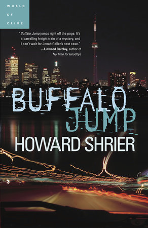Buffalo Jump by Howard Shrier