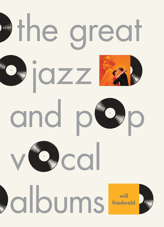 The cover of the book The Great Jazz and Pop Vocal Albums