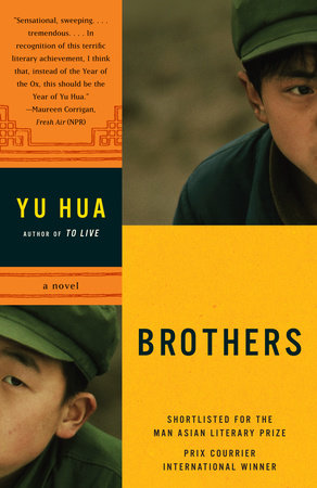 The cover of the book Brothers