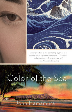 Color of the Sea by John Hamamura