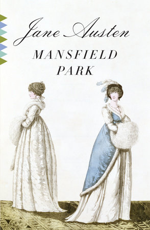 Mansfield Park Book Cover Picture
