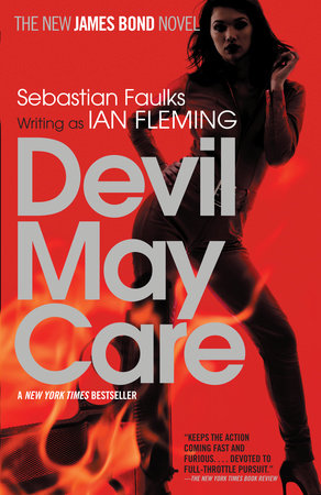 Devil May Care by Sebastian Faulks