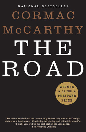 The cover of the book The Road