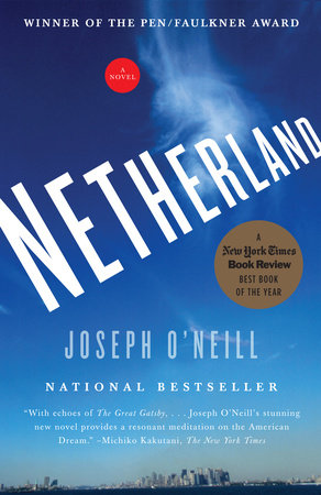 Netherland Book Cover Picture