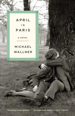 April in Paris by Michael Wallner