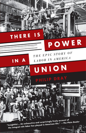 The cover of the book There is Power in a Union