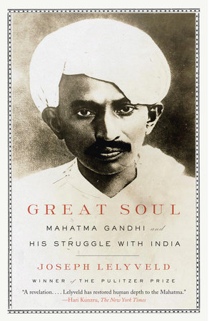 The cover of the book Great Soul