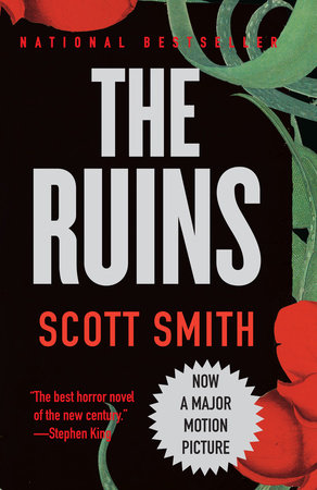 The cover of the book The Ruins