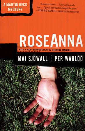 The cover of the book ROSEANNA