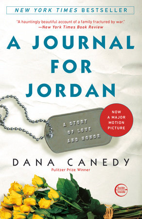 A Journal for Jordan by Dana Canedy