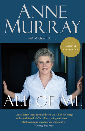 All of Me by Anne Murray and Michael Posner