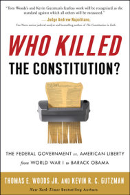 Who Killed the Constitution?