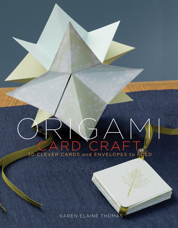 Origami Card Craft by Karen Elaine Thomas