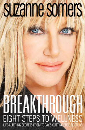 Breakthrough by Suzanne Somers