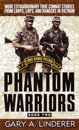 Phantom Warriors: Book 2 by Gary Linderer