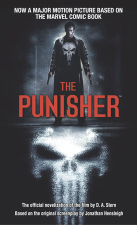 The Punisher by D.A. Stern