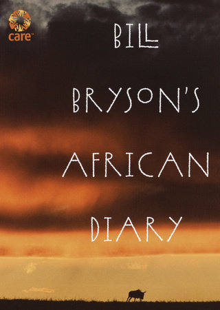 Bill Bryson's African Diary by Bill Bryson