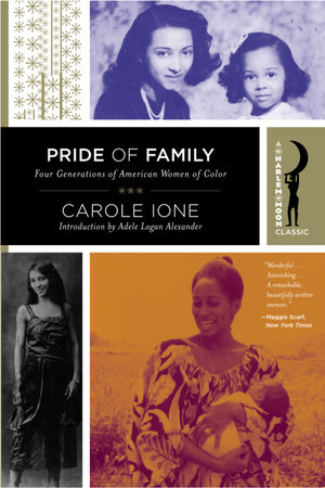 Pride of Family by Carole Ione