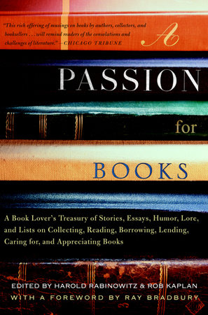 A Passion for Books by