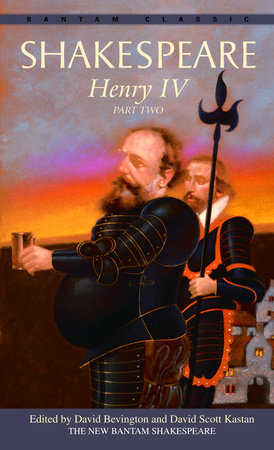 Henry IV, Part Two by William Shakespeare