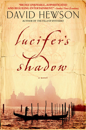 Lucifer's Shadow by David Hewson