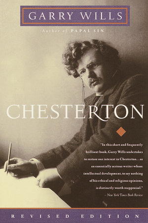 Chesterton by Garry Wills
