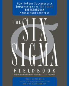 The Six Sigma Fieldbook