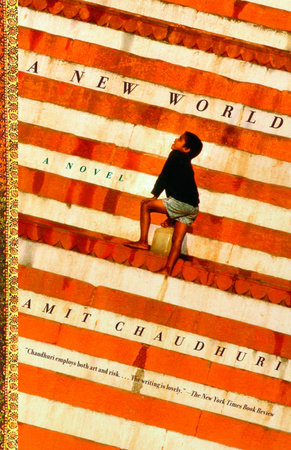 A New World by Amit Chaudhuri