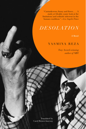 Desolation by Yasmina Reza