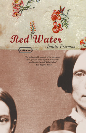 Red Water by Judith Freeman