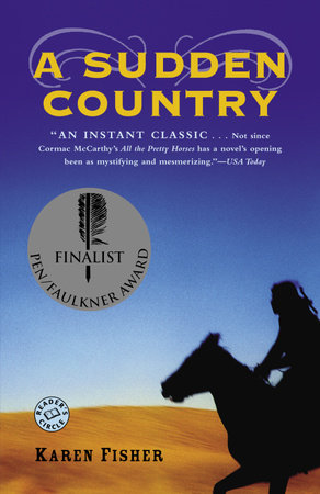 A Sudden Country by Karen Fisher