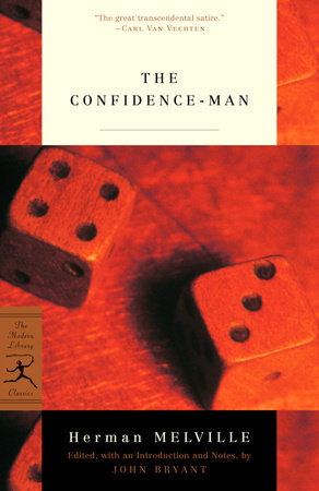The Confidence Man by Herman Melville