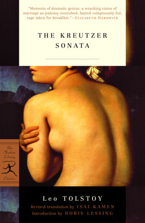 The Kreutzer Sonata by Leo Tolstoy