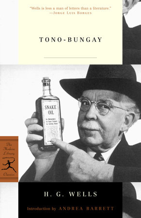 Tono-Bungay by H.G. Wells