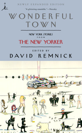 Wonderful Town by David Remnick